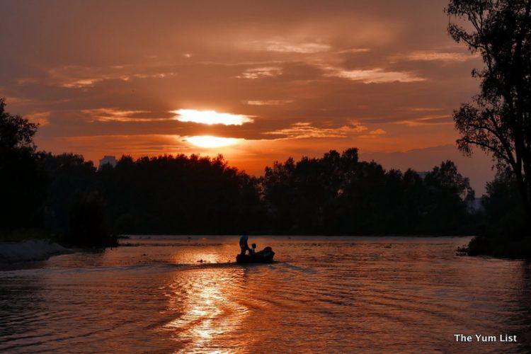 Sunset, Azerai Can Tho