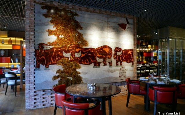 Square One, French Vietnamese Restaurant, Park Hyatt Saigon