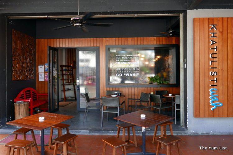 Khatulistiwah Melawati Coffee Shop