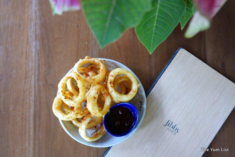 Jibby East, Cafe Melawati