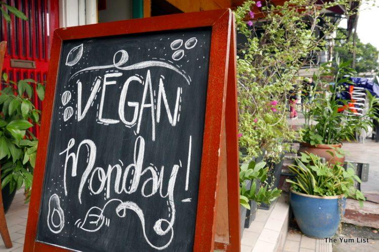 Vegan Mondays, Casa Latina Ampang