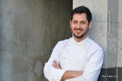 Guest Chef Francisco Araya