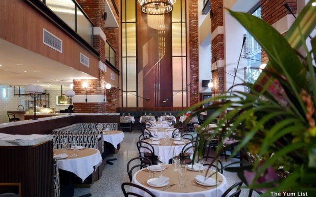 Brasserie Fritz, WOLO Hotel in Bukit Bintang