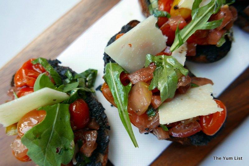 Nero nero dc mall italian restaurant a chef s journey for Avventura journeys in italian cuisine