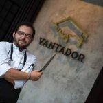 Chef Ramiro Moya, Vantador