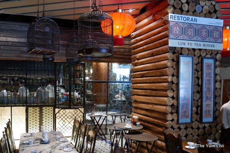 Luk Yu Tea House Feast Village, Starhill Gallery