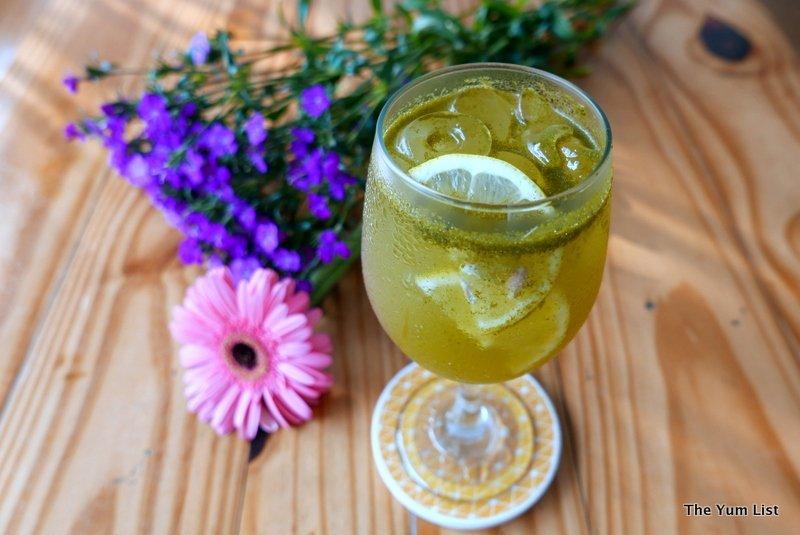 cocktail bars KL, vegetarian bar, vermouth bar
