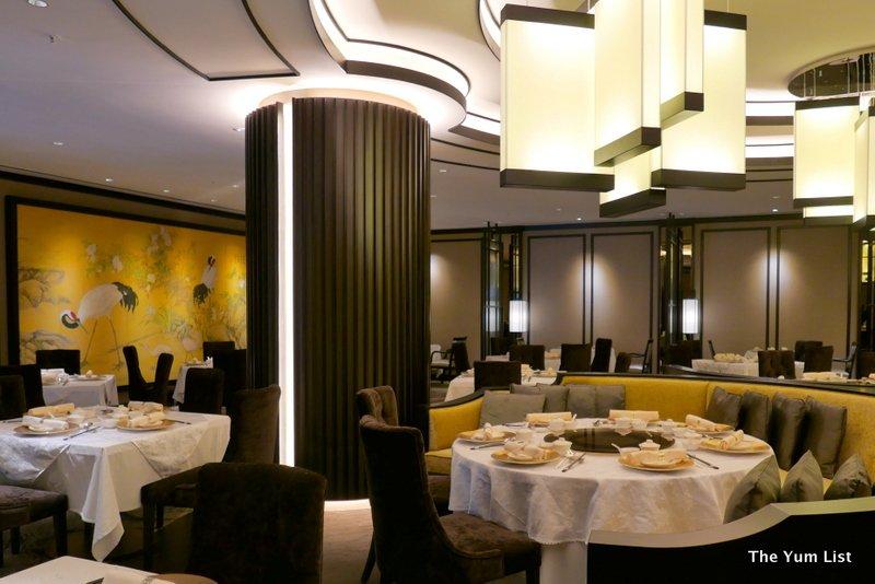 Shanghai Restaurant, JW Marriott Kuala Lumpur