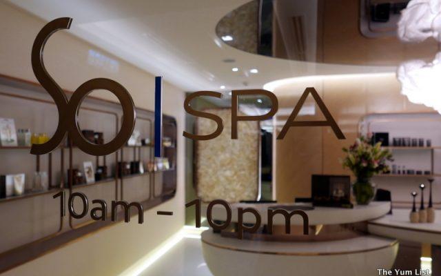 SoSPA at Sofitel Kuala Lumpur Damansara