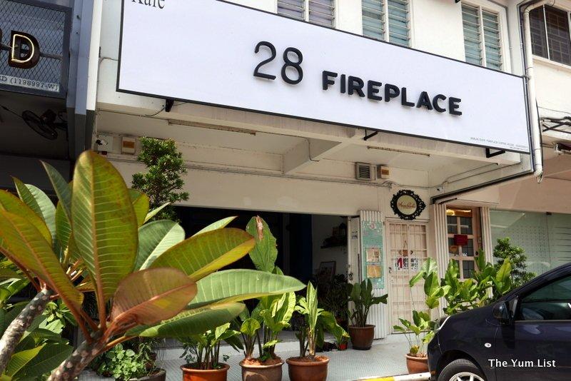 28 Fireplace, Persiaran Ampang