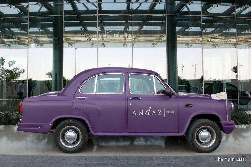 Andaz Delhi, Hyatt Hotels India