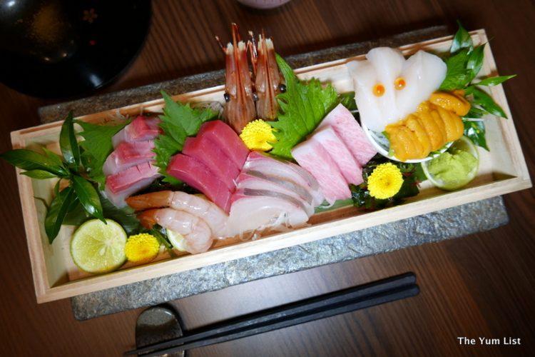 Fincch's Sashimi