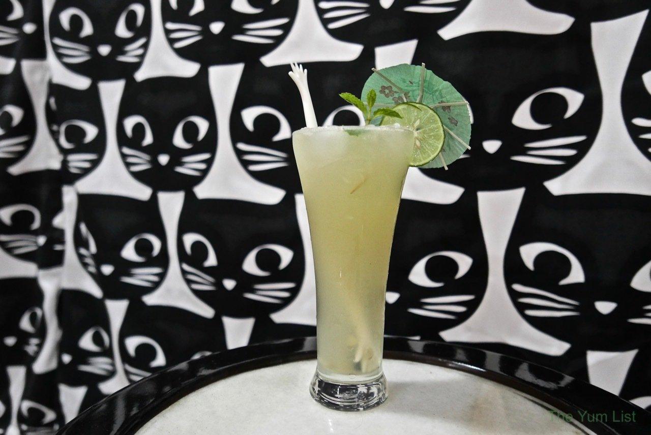 The Black Cat Café, Vegetarian Kuala Lumpur