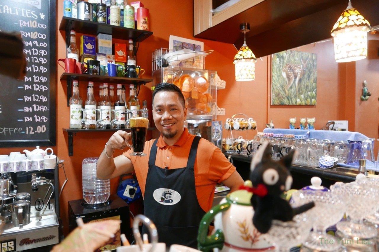 Black Cat Cafe Kuala Lumpur