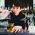 Jonathan Quek, bartender, botak liquor bar