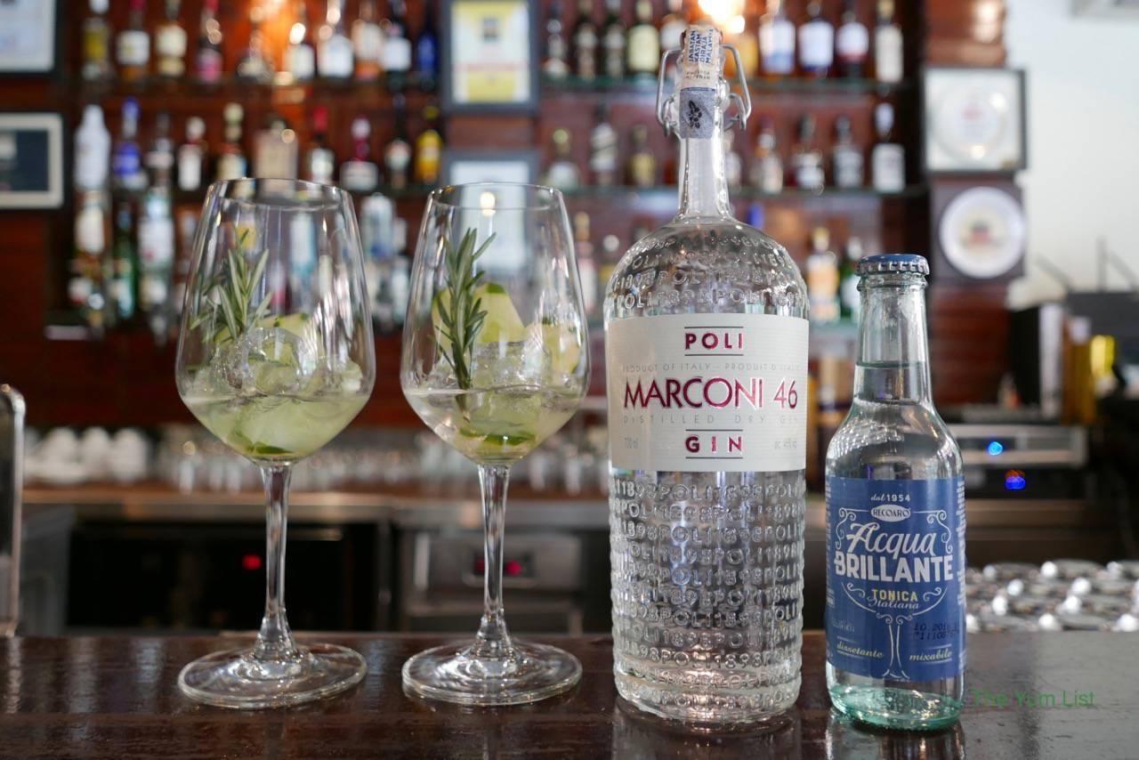 Sassorosso KL Italian Gin