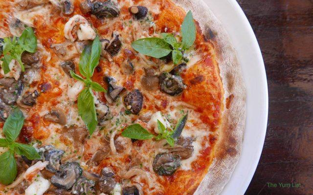 Sassorosso Signature Pizza