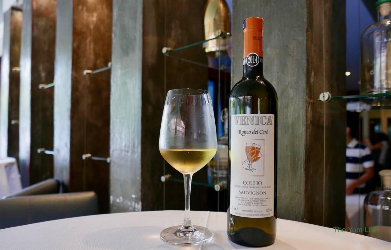 Sassorosso KL Italian wine