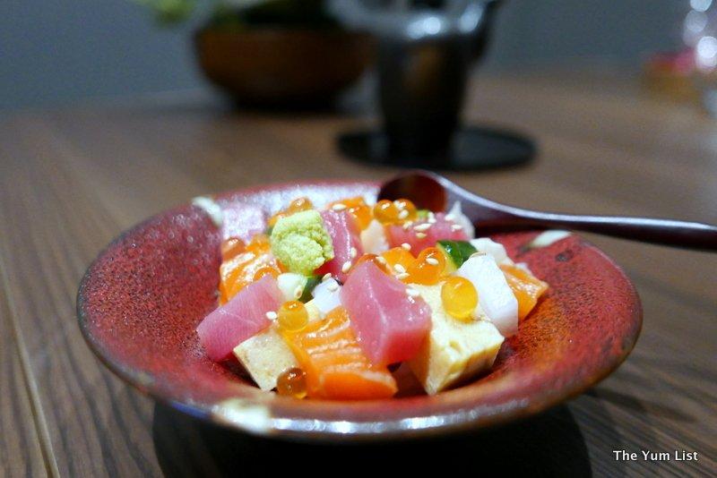 Fincch Sushi Room, Japanese Restaurant, Medan Damansara