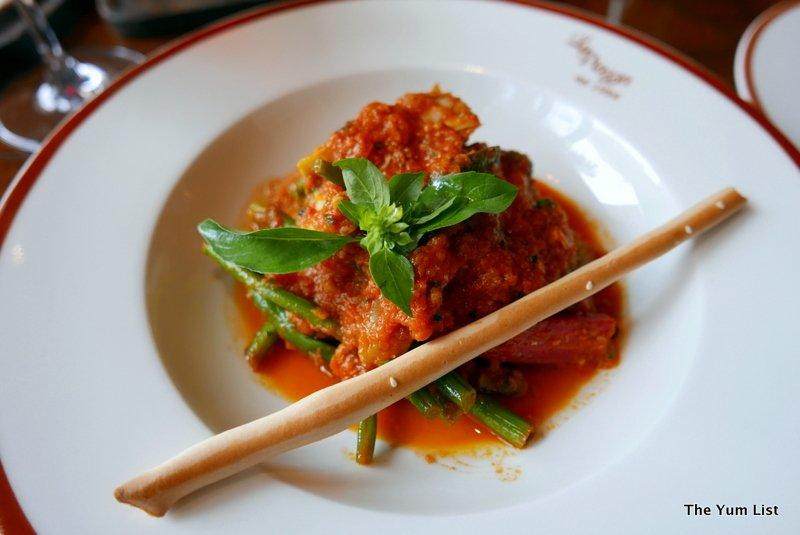 La Piazza, Italian Restaurant, Hyatt Regency Delhi