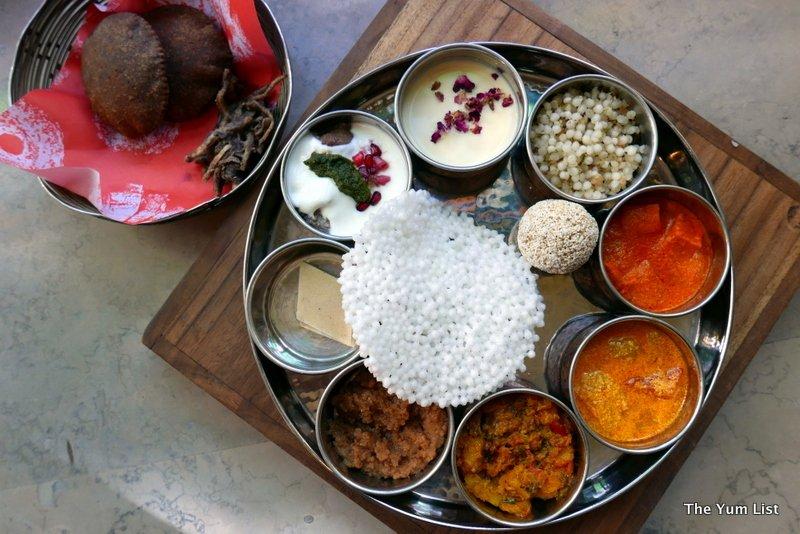 AnnaMaya Andaz Delhi, Restaurant Aerocity
