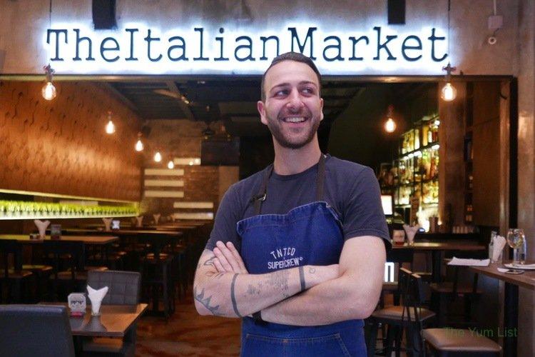 The Italian Market, Changkat