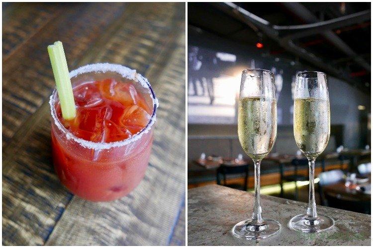 Drift Dining and Bar, Sunday Boozy Brunch