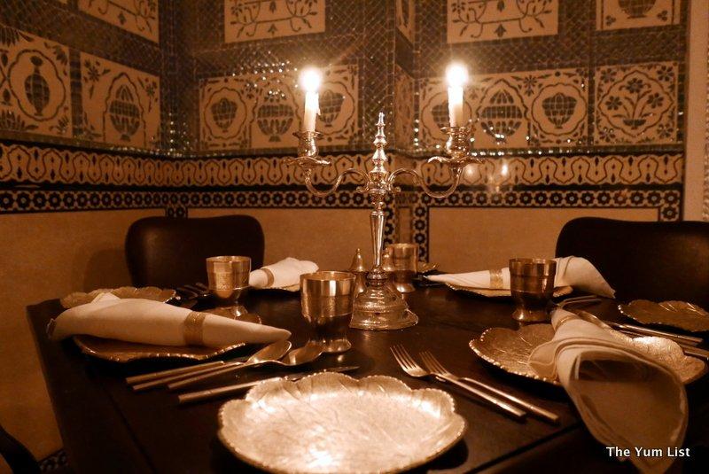 Mohan Mahal, Fine Dining Jaipur, JW Marriott Jaipur Resort & Spa