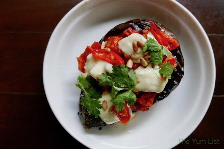 W1 Bangsar, Vegetarian Menu