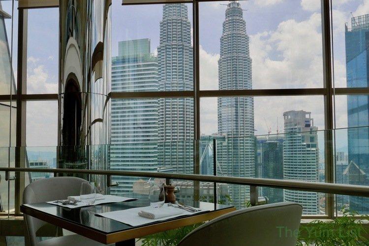 Afternoon Tea, Grand Hyatt Kuala Lumpur