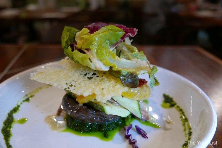 La Risata, Meat-Free Italian Menu