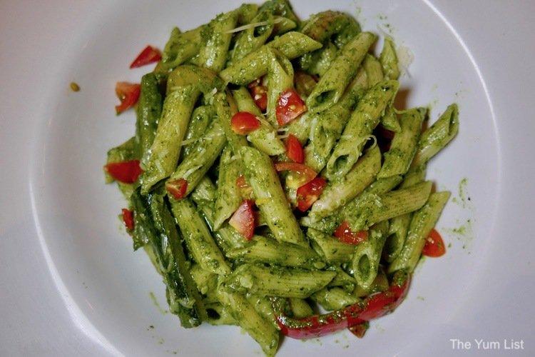 La Risata Ampang, Meat-Free Italian Menu