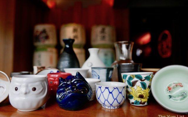 Choice of Sake Cups