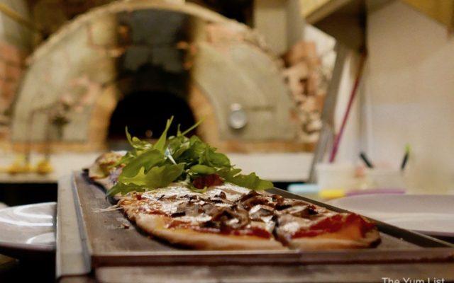 Wood-Fired Pizza at La Risata, Ampang