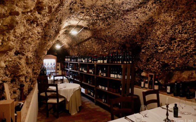 La Grotta dei Raselli - Best Seats in the House