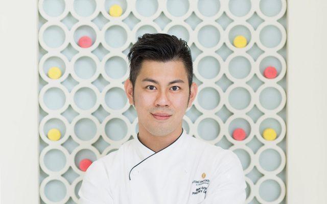 Pastry Chef Ben Goh