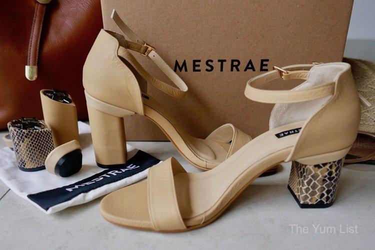 Mestrae Interchangeable Heels 2.0