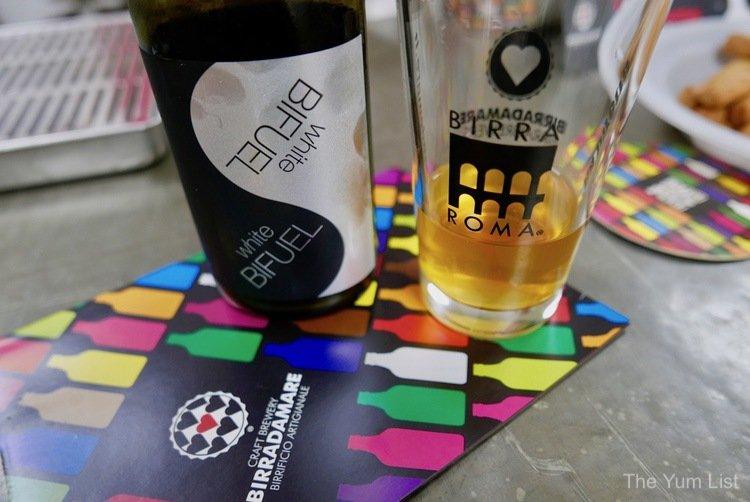 Birradamare, Italian Artisanal Beer, Rome