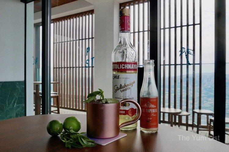 Pacific Standard Bar, Alila Bangsar