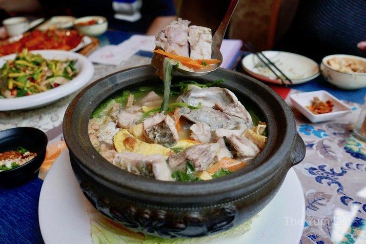 best restaurants Dali