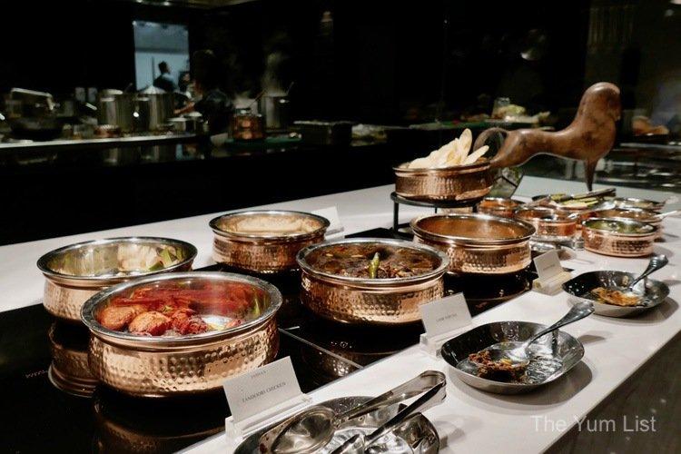 Curate Buffet Four Seasons Hotel Kuala Lumpur