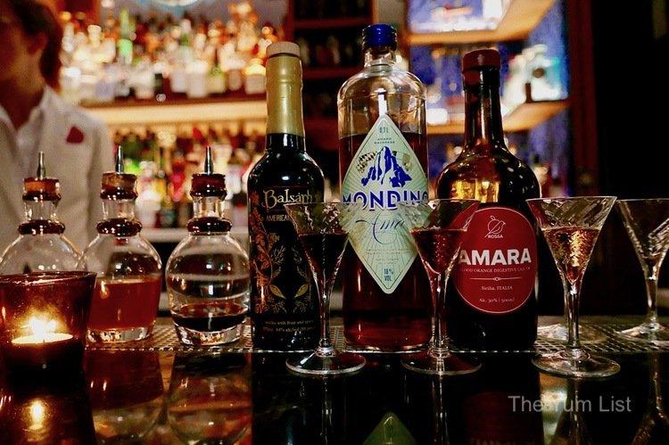 Marcello Amari Bar Singapore