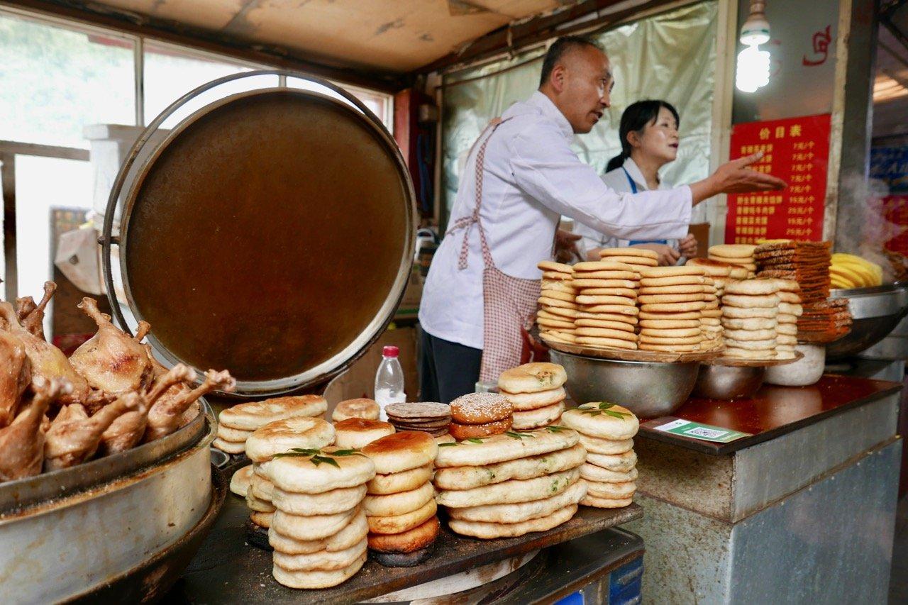 Street Food Yunnan