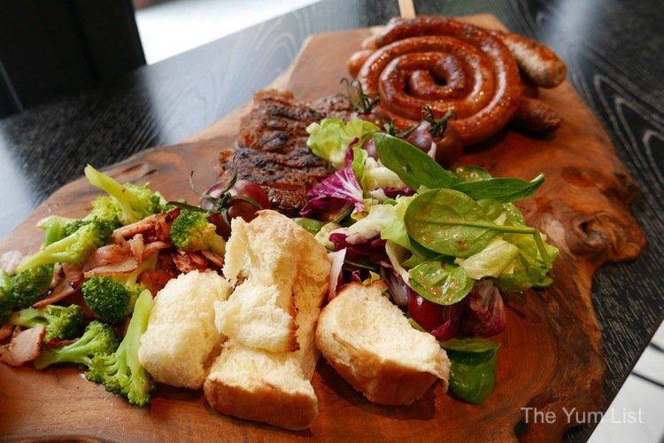 Wurst Sausage Platter