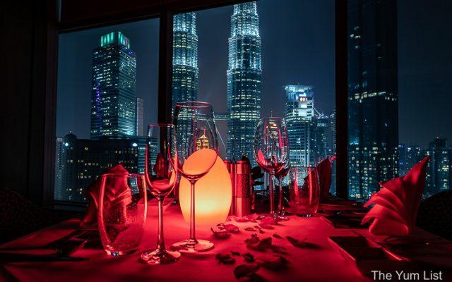 Romantic Restaurant Kuala Lumpur
