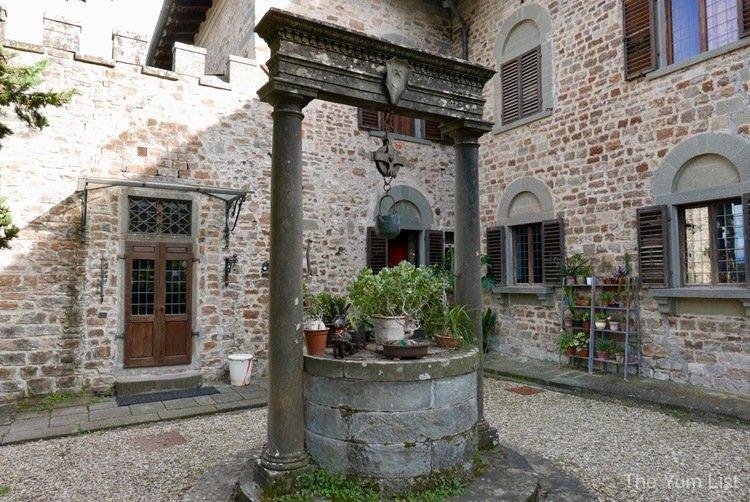 Agriturismo Castello di Querceto