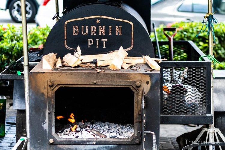 Burnin' Pit, Desa Sri Hartamas