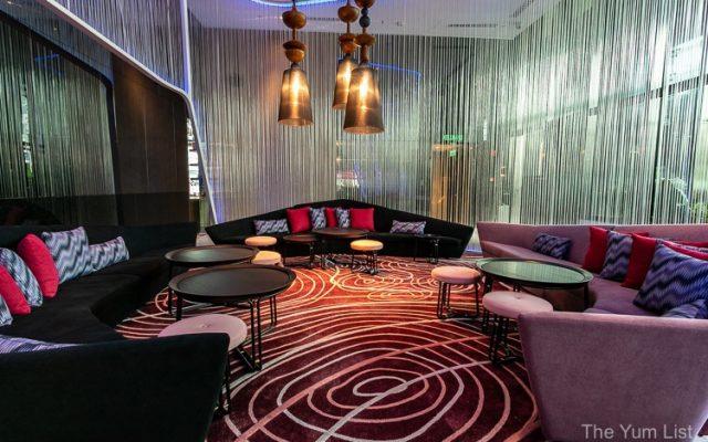 Lounge Woobar KL