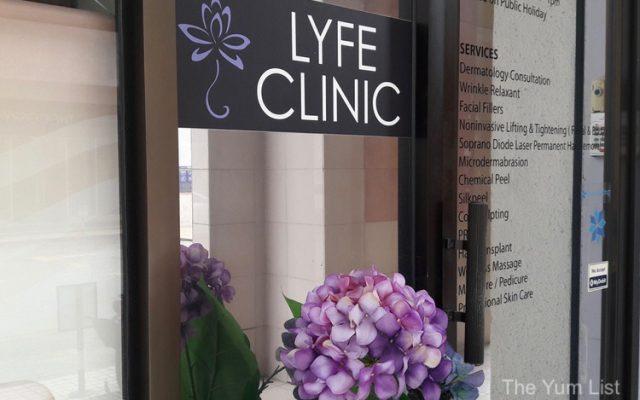 Lyfe Clinic Entrance