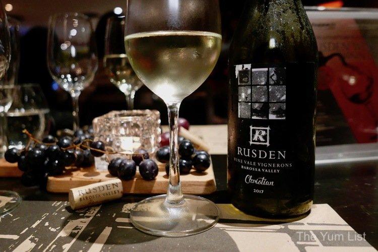 Rusden Wines Vineria IT The Strine Wine Co